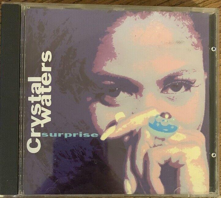 Crystal Waters: Surprise, pop