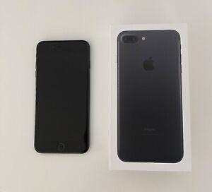Apple iPhone 7 plus gsm/3g/4g 256 Go-Noir (Black) Sans Simlock (no simlock)