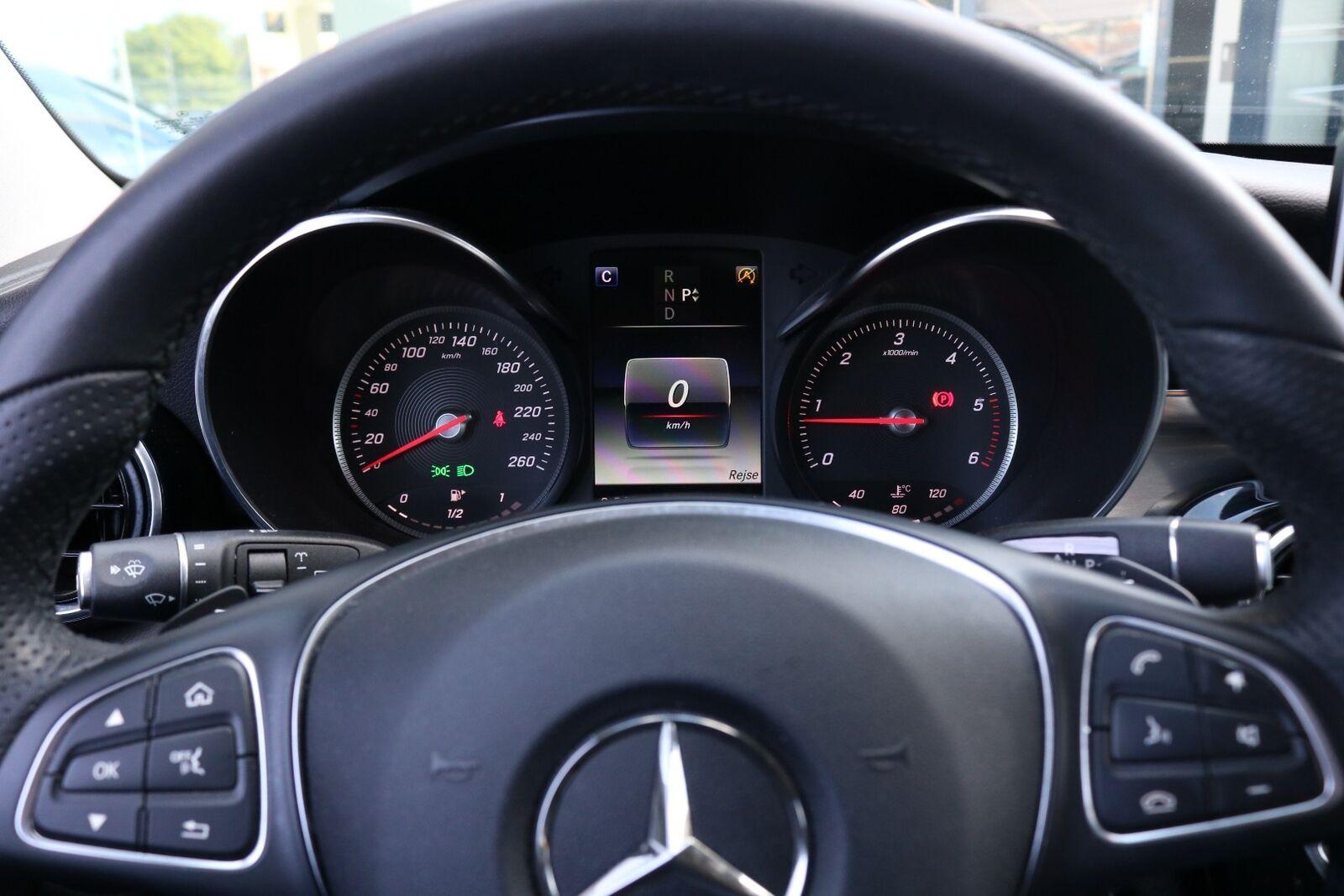 Mercedes C220 d Avantgarde stc. aut.