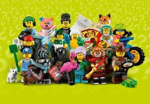 Lego-71025-Minifigures-Serie-19-Figurines-neuves-au-choix-New-choose-one