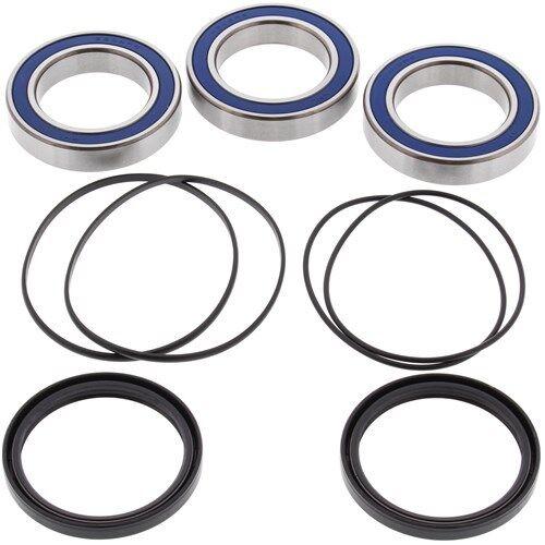 New Rear Axle Wheel Bearing Kit Honda TRX450ER 450cc 06 07 08 09 10 11 12 13 14