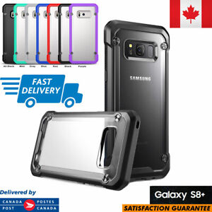 For-Samsung-Galaxy-S8-Plus-Case-Hybrid-TPU-ShockProof-Protective-Rugged-Cover
