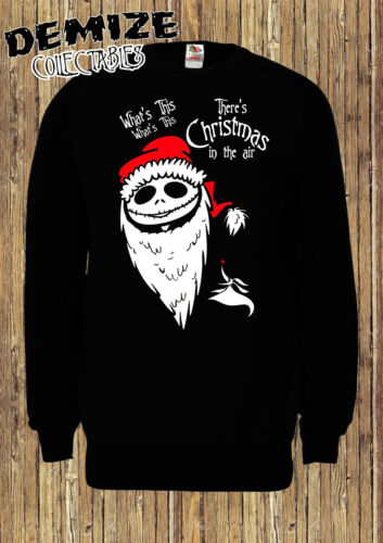 The Nightmare Before Christmas Jumper Whats cette Whats ce Jack Skellington
