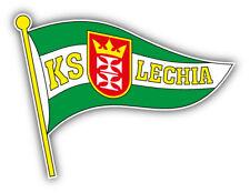 "KS Lechia Gdansk FC Poland Football Soccer Wall Decor Sticker Decal 25/""X20/"""
