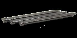 qty 65 nails avf 75mm bright oval nail
