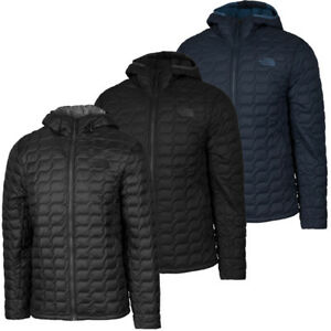Details zu The North Face Men ThermoBall Hoodie Jacke Herren Steppjacke Kapuzenjacke T93RX9