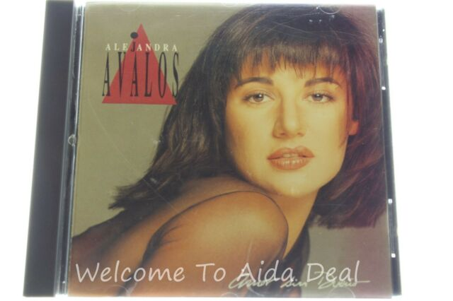 Amor Sin Dueno [Love without an Owner] by Alejandro Avalos (CD, Feb-1992, WEA...