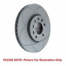 Genuine ATE Front Performance Brake Disc Vented VW Passat 2.8 V6 01.1997-11.2000