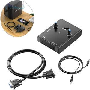 Control-Pod-For-Logitech-Z-2300-z-2200-2-1-Computer-Speaker-Wired-Remote