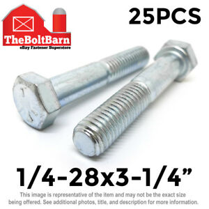 25pcs 1//2X4 Shoulder Screws Steel
