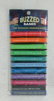Buzzed Bands Drinking Game Ez Fun Hot Party Bar Bachelor Guys Card Night Novelty