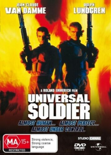 1 of 1 - Universal Soldier (DVD, 2006)