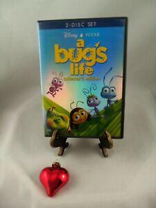Una-vida-Bugs-DVD-2003-2-Discos-Collectors-Edition-Usado-como-la-nueva-condicion