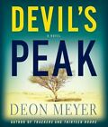 Devil's Peak 9781611748062 by Simon Vance Audio Book