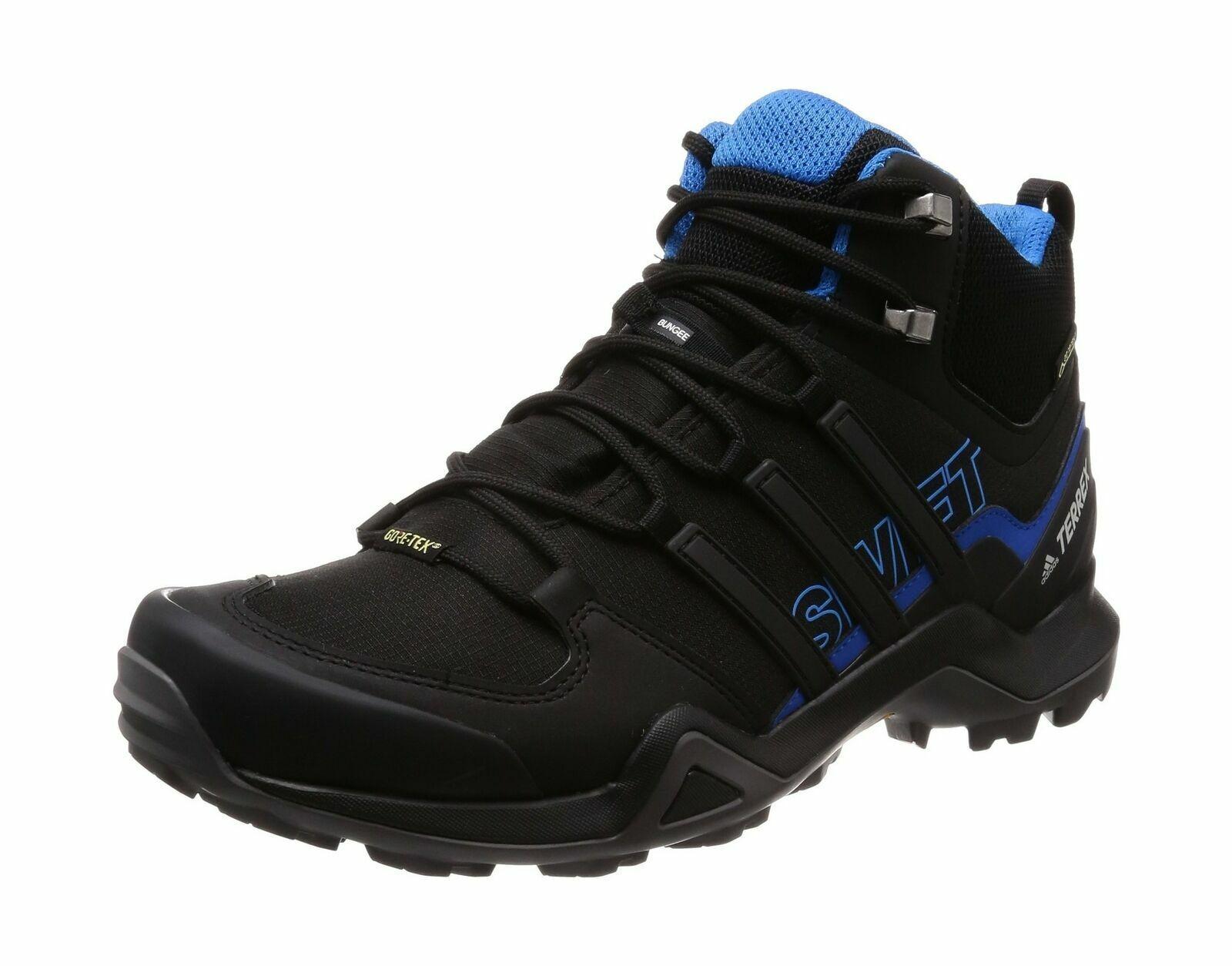 Adidas Men's Terrex Swift R2 Mid GTX High Rise Hiking Boots us-8.5