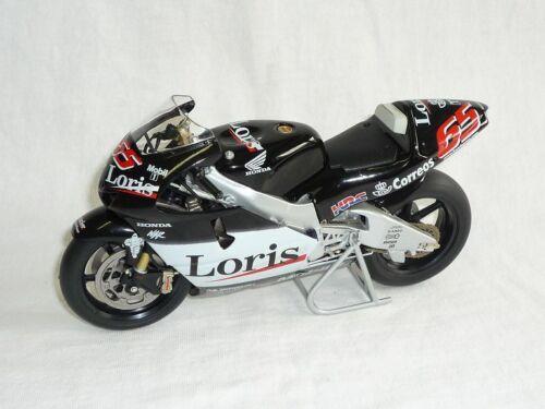 Honda Nsr500 Nsr 500 West Loris Capirossi 2002 Schwarz Motogp Moto Gp 1//12 Altay