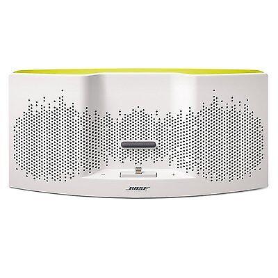 Bose SoundDock XT Speaker (White/Yellow) + 1 Year Brand Warranty