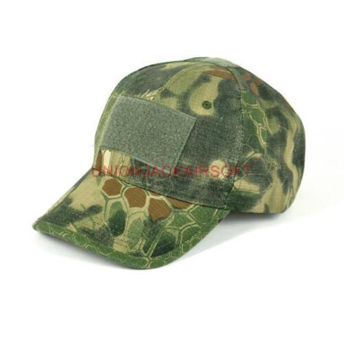 Patch Baseball Hat Cap Kryptek Vert