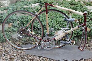 "NOS 1980's Nishiki Olympic 12 Road Bike. 25"" NEW Never Ridden. Sugino Suntour VX"