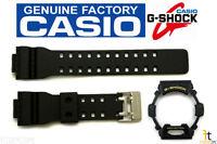 Casio G-shock G-8900-1w Original Black Band & Bezel Combo