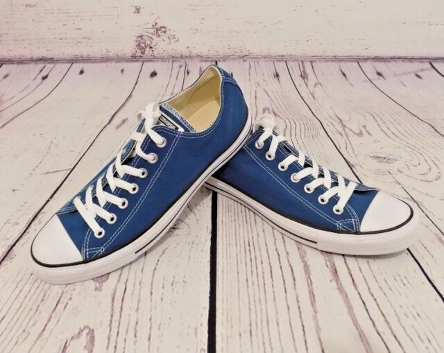 fe8968461e25 Converse Chuck Taylor All Star Ox Blue Lagoon SNEAKERS 153867f for ...