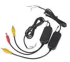 2,4 GHz Wireless Funk Transmitter für Auto KFZ Rückfahrkamera Sender Empfänger S