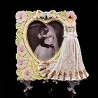 "3""5""7""9""Clear Display Easel Stand Plate Bowl Frame Photo Picture Pedestal Holder"