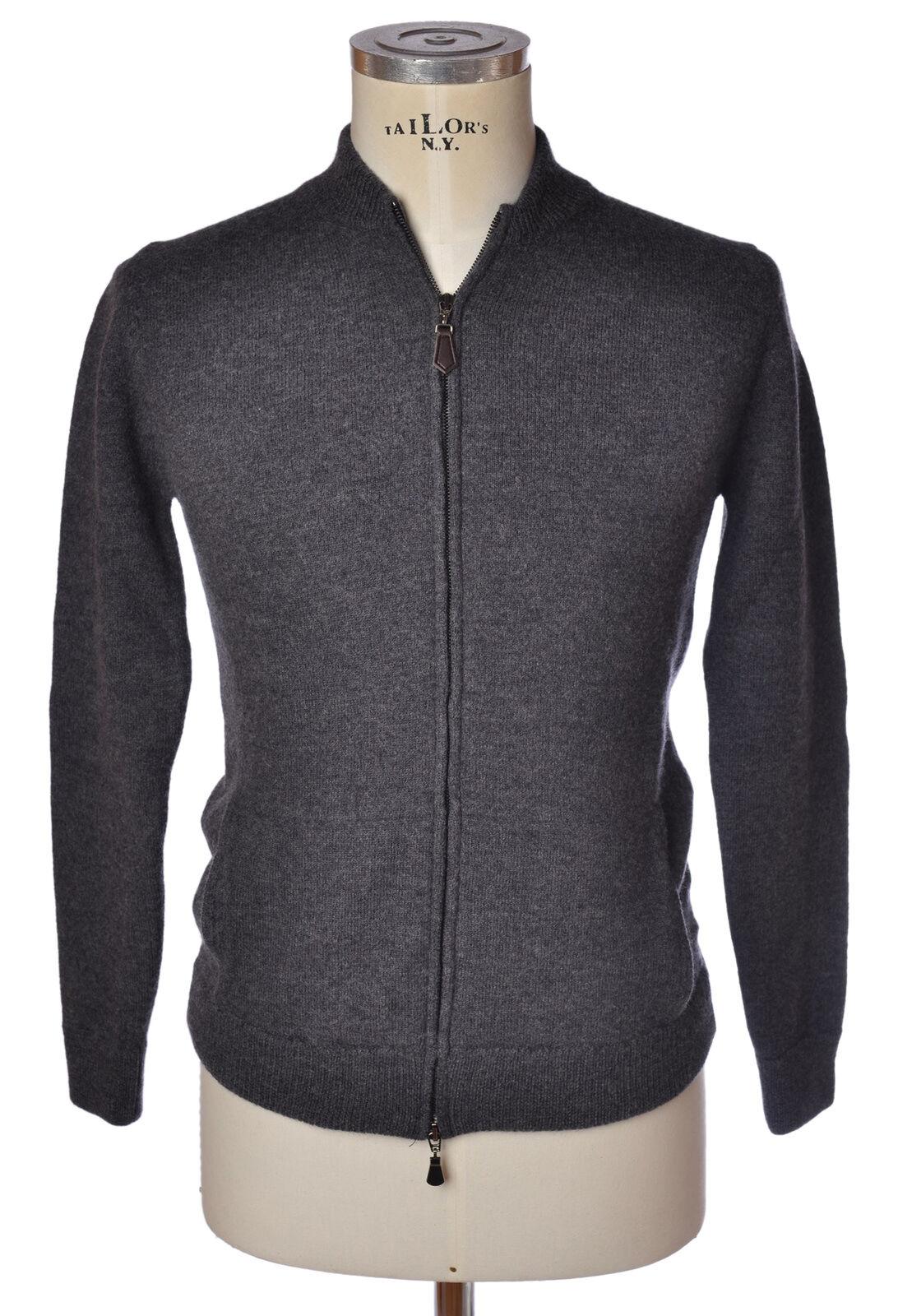 Alpha - Knitwear-Cardigan - man - Grau - 735517C183605