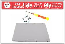 "A1342 Apple Macbook 13"" Unibody Bottom Base Case Rubber Lid Cover Door 2009 2010"