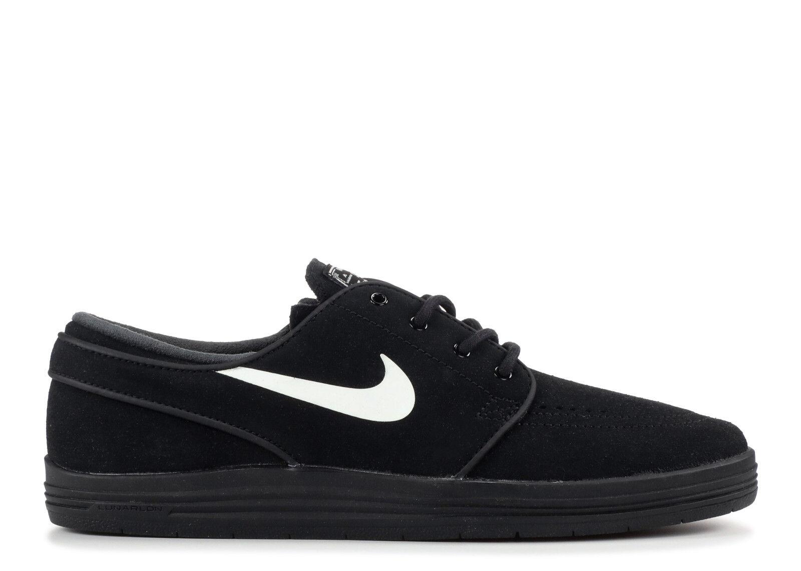 Nike lunar stefan janoski bianco nero occasionale pattinare sconto (589) scarpe da uomo