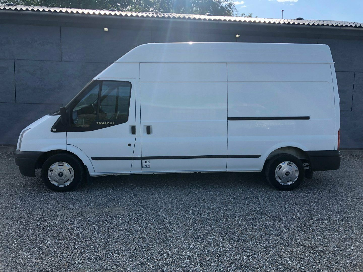 Ford Transit 350L Chassis TDCi 125 Trend FWD