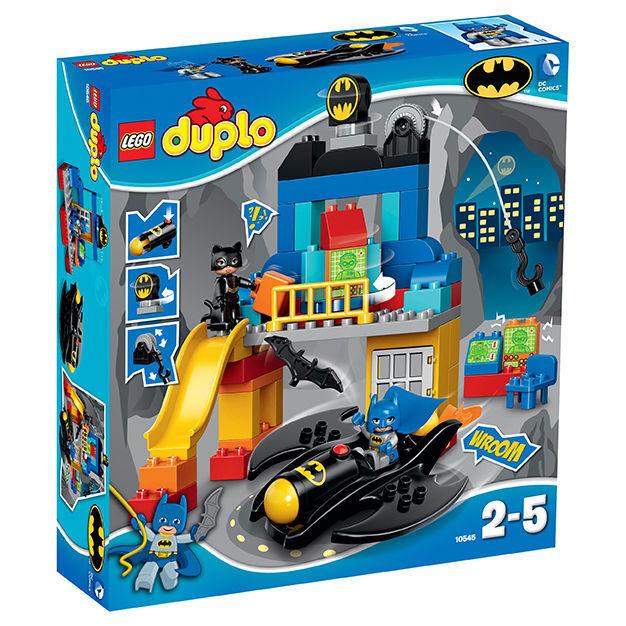 LEGO Duplo10545 Abenteuer in der Bathöhle Batman Neu OVP    Geeignet für Farbe