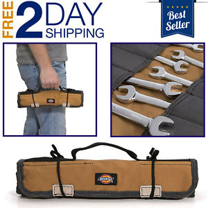 wrench roll up socket bag hand tool organizer pouch portable storage holder case ebay. Black Bedroom Furniture Sets. Home Design Ideas