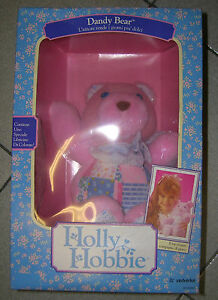 DANDY-BEAR-HOLLY-HOBBIE-1989