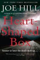 Heart-shaped Box: A Novel By Joe Hill, (paperback), William Morrow Paperbacks , on sale