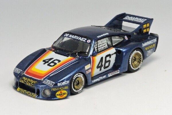 kit Porsche 935 J  46 Mauricio de Narvaez Portland 1981 - Arena Models kit 1 43