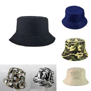 14f390451a2 Unisex Bucket Hat Hunting Fishing Outdoor Cap Men s Summer Visor Sun ...