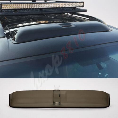 Fit For 2003-06 Year Toyota LC100 Skylight Visor Rain Sun Guards Shade W// TOYOTA