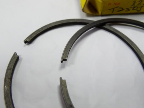 Suzuki T250 Piston Ring 0.50 1969-71 NOS T250J PISTON RING SET 12140-18720