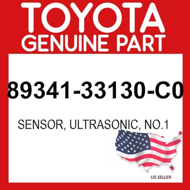 Toyota Genuine 89341-33130-C0 Ultrasonic Sensor