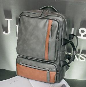 AU-Mens-Leather-Backpack-School-Handbag-Satchel-Travel-Laptop-Rucksack-Bag