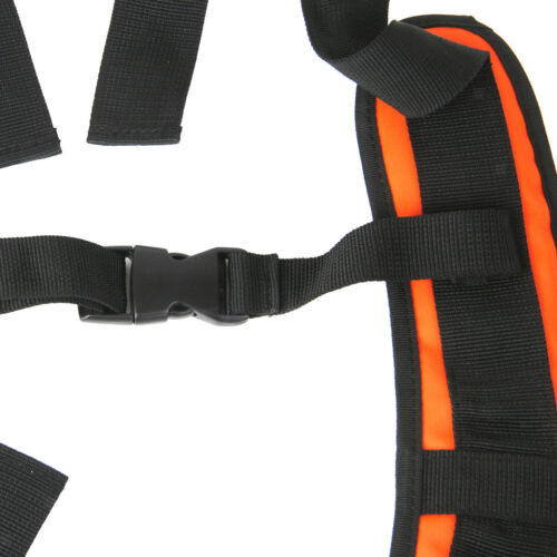 2pcs DIY Waterproof Shoulder Belt Strap Replacement for Backpack Rucksack