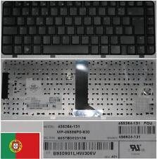 Teclado Qwerty PO Portugués HP 6720S 6520S 550 6037B0023109 455264-131 Negro