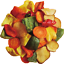 GMO-Free-Gluten-Free-Low-Calories-Mixed-Veggie-Chips-Buy-More-Save-More thumbnail 1