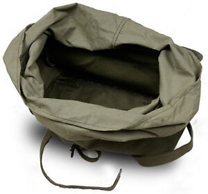 Details about WWII US Army M1945 Field Knapsack Lower Bag Canvas Combat  Pack -1579
