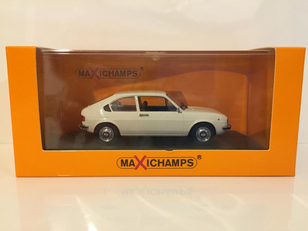 Maxichamps 940120101 Alfa Romeo Alfasud 1972 Weiß 1 43 Angebot Angebot Angebot 33c052