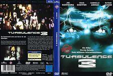 (DVD) Turbulence 3 - Joe Mantegna, Craig Sheffer, Gabrielle Anwar, Rutger Hauer