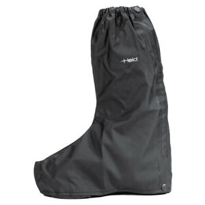 Regen-Uberstiefel-Held-mit-offener-Laufsohle-schwarz-Gr-XXL-Schuhgrose-46-47