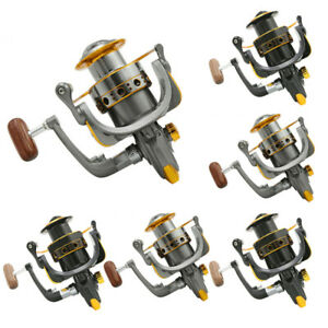 Full-Metal-Wire-Cup-Spinning-Fishing-Reel-13BB-Spool-Folding-Arm-Left-And-Right