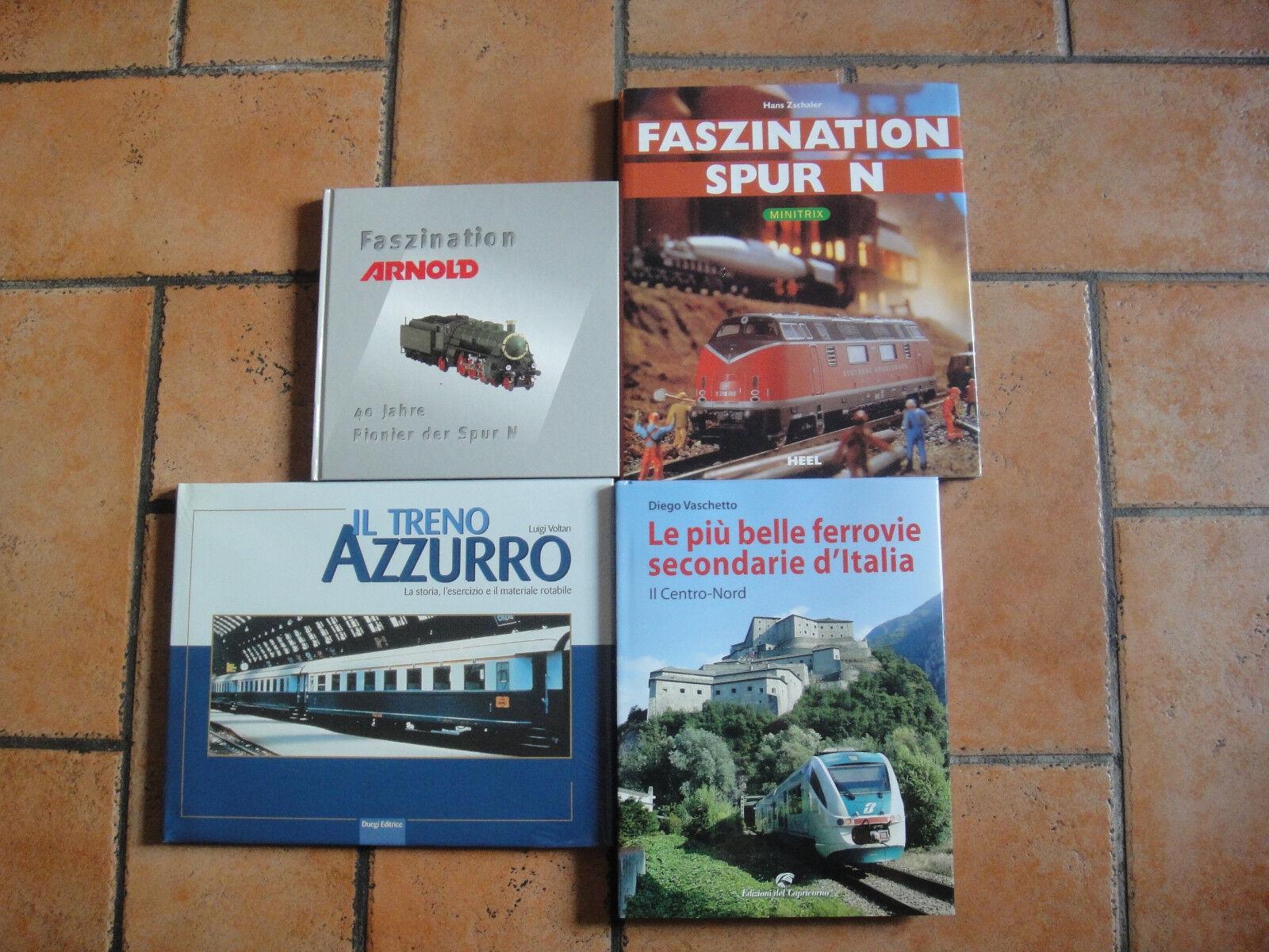 Treni libri modellismo e didattica